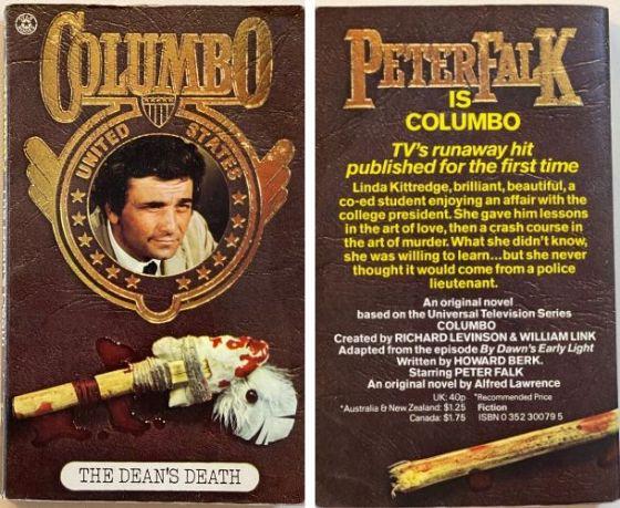 Columbo Dean's Death