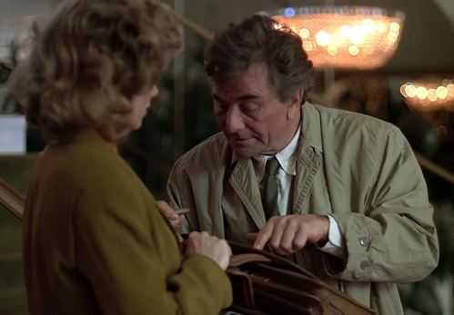 Columbo Sex and the Married Detective