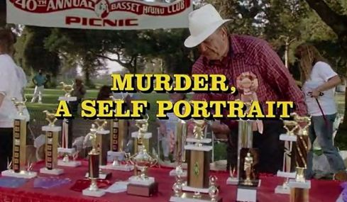 Columbo Murder A Self Portrait opening titles
