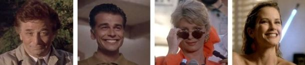 Columbo Cries Wolf cast