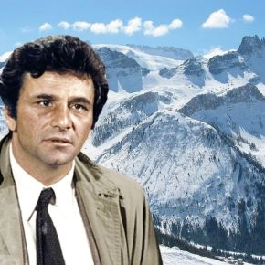 Columbo's Alpine adventure – the episode that never was