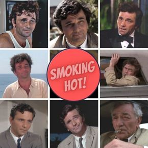 10 of Peter Falk's sexiest Columbo moments