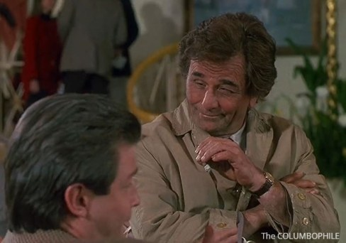 Columbo Uneasy Lies the Crown