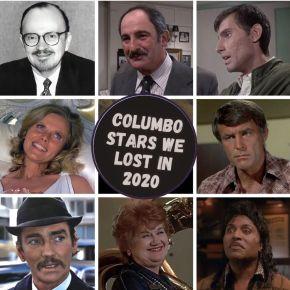 In memoriam: the Columbo stars we lost in 2020