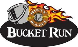bucket run logo