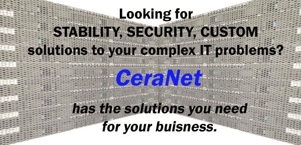 Cernet Solutions