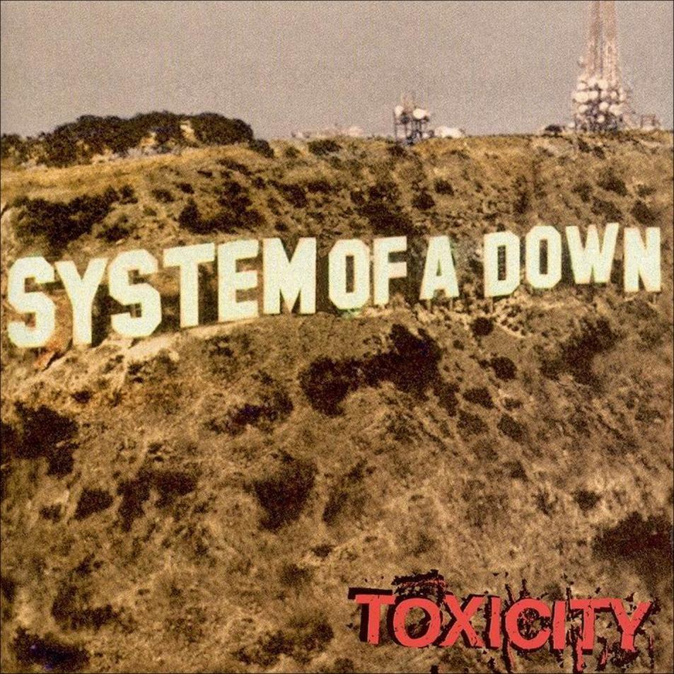 soad – toxicity F