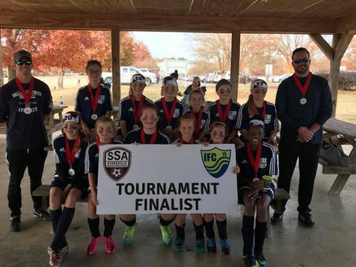 '07'-'06' All Stars Girls - Holiday Classic Finalists