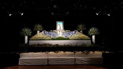 4月26日,日本官方舉辦了和田光司的追悼會(圖片來源:@solid_vox)