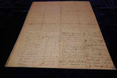 Front_b Discovery Takes Historic Document from Ordinary to Extraordinary