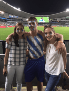 Malm5 Sydney Internship and Study Abroad Program: Josh Malm '18