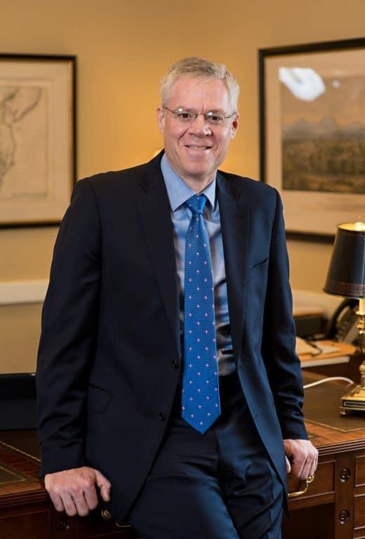 WLU0303 W&L's Schatten Interviews President Dudley in Latest Podcast