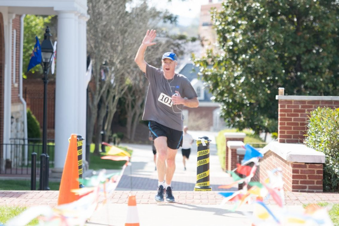HR5k14 W&L Faculty and Staff Lace Up for First-Annual 5K
