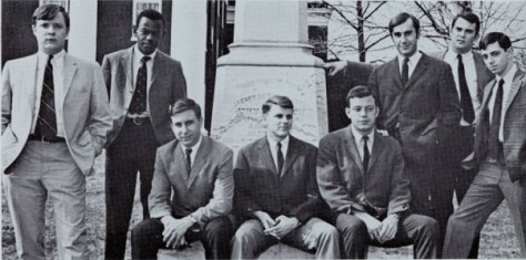 LeslieSmithLawyerStaff W&L Law Unveils Tribute to first African-American Graduate