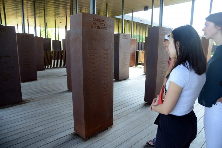 DSC_1674 Law Students Reflect on Visit to National Memorial for Peace and Justice
