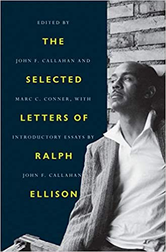 41I5nw1bJ4L._SX327_BO1204203200_ W&L's Conner Co-Edits 'The Selected Letters of Ralph Ellison'