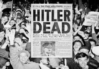 Há exatos 72 anos, morria Adolf Hitler