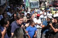Crivella em campanha das ruas