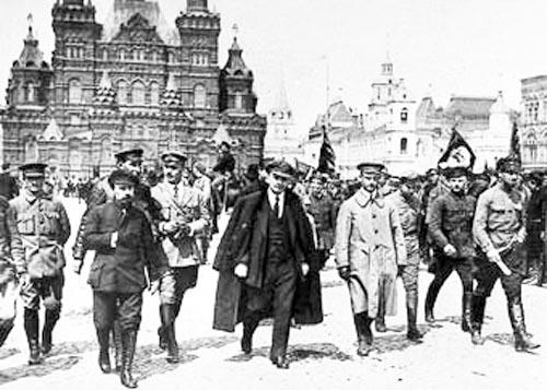 dostoiévski revolução russa