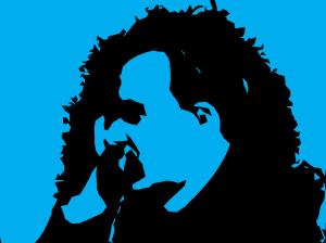 Nietzsche-azul