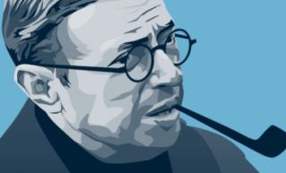 Sartre imagem