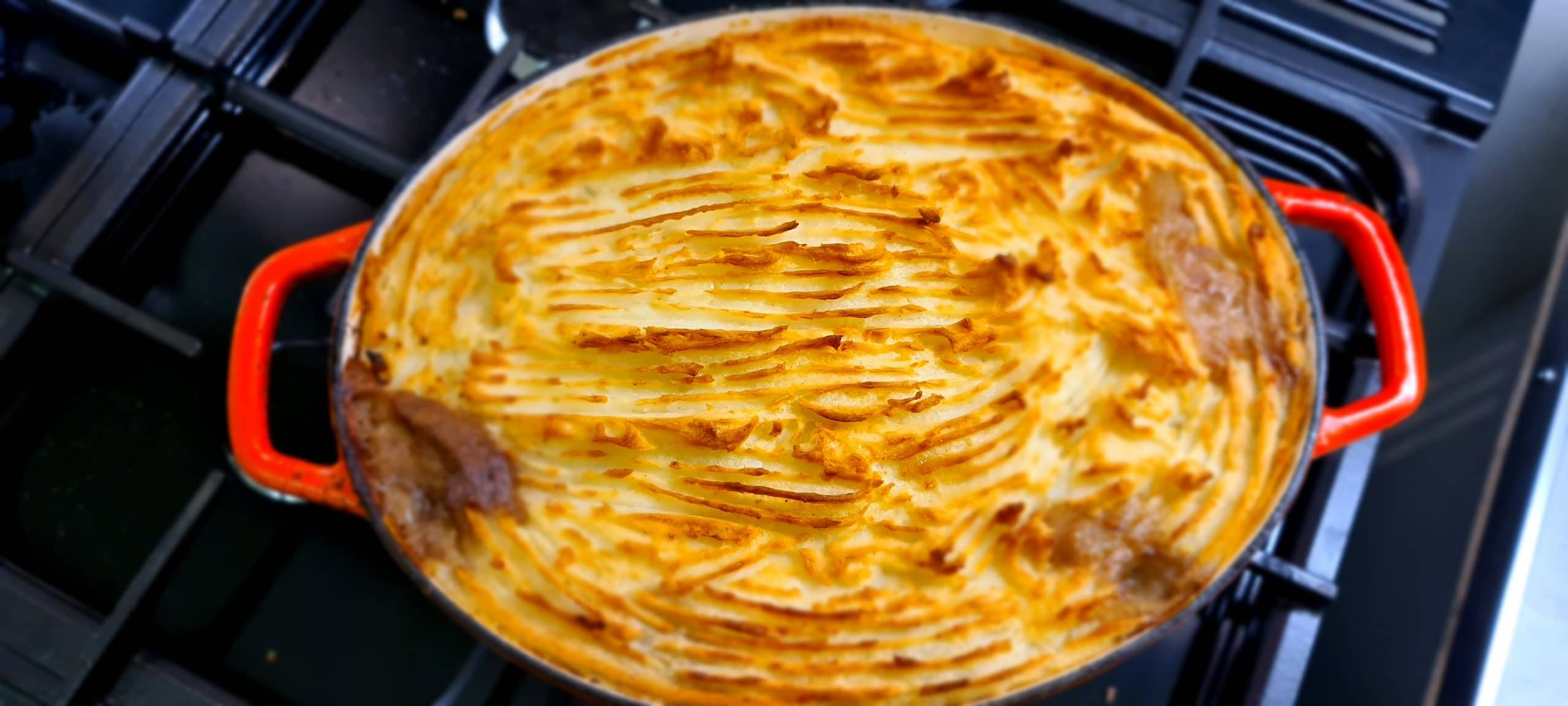 You are currently viewing Leftover Lamb Shepherds Pie