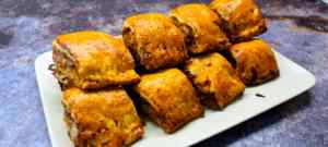 Read more about the article Sausage Rolls