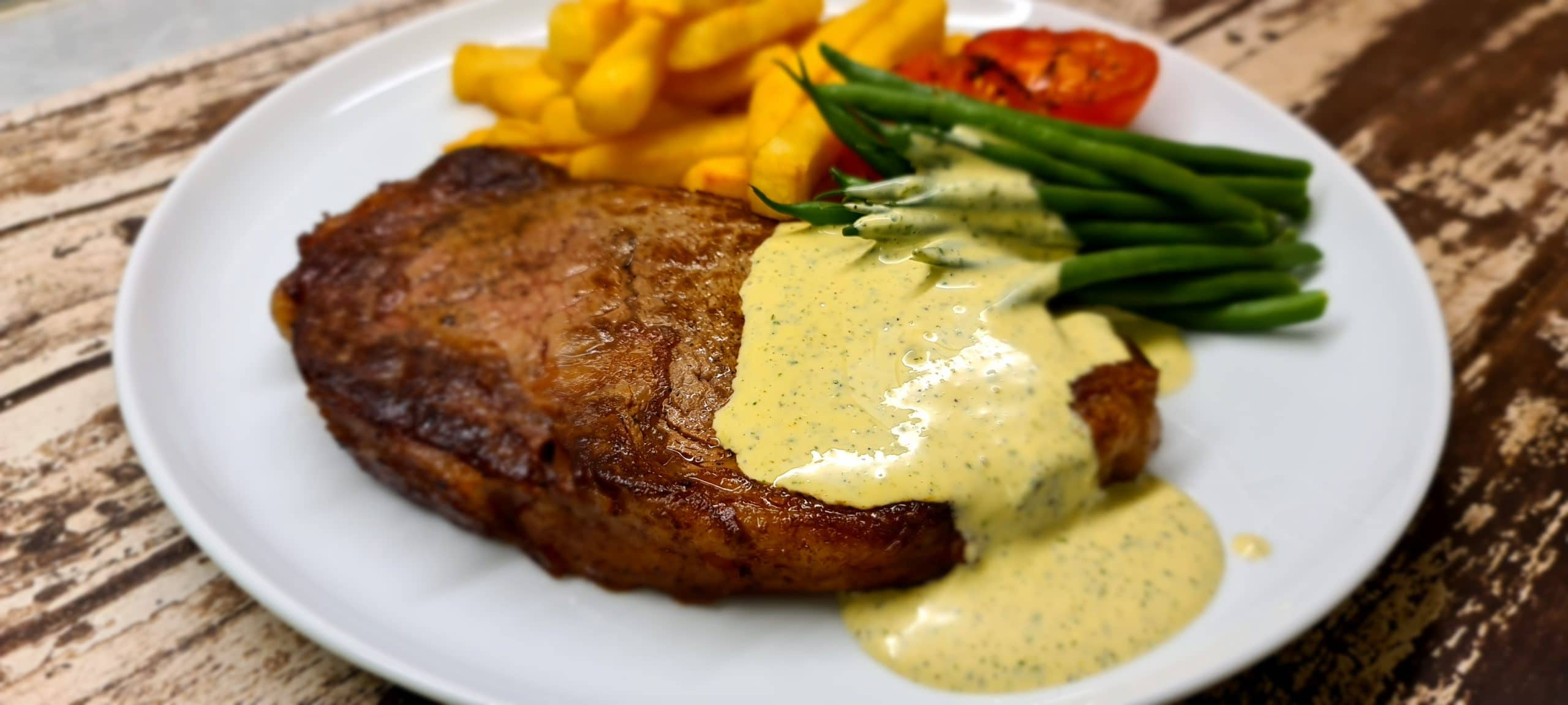 You are currently viewing Easy Béarnaise sauce