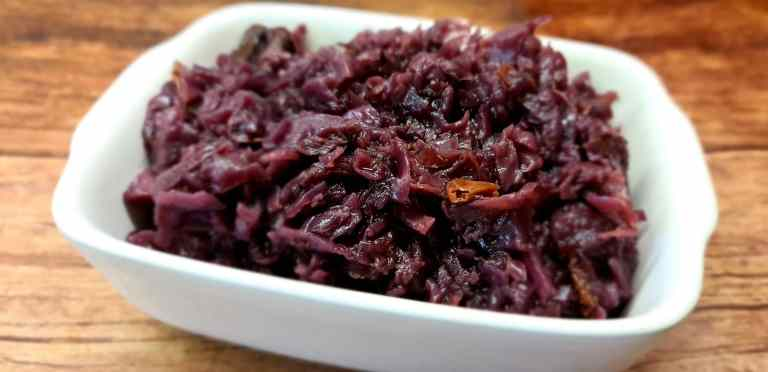 Read more about the article Christmas Braised Red Cabbage