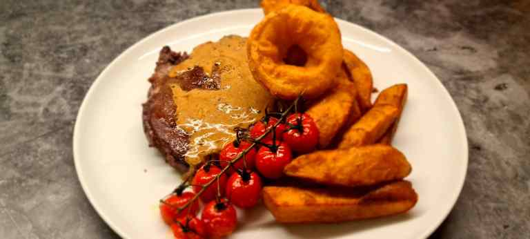 Read more about the article Deep Fried Triple Cooked Chips