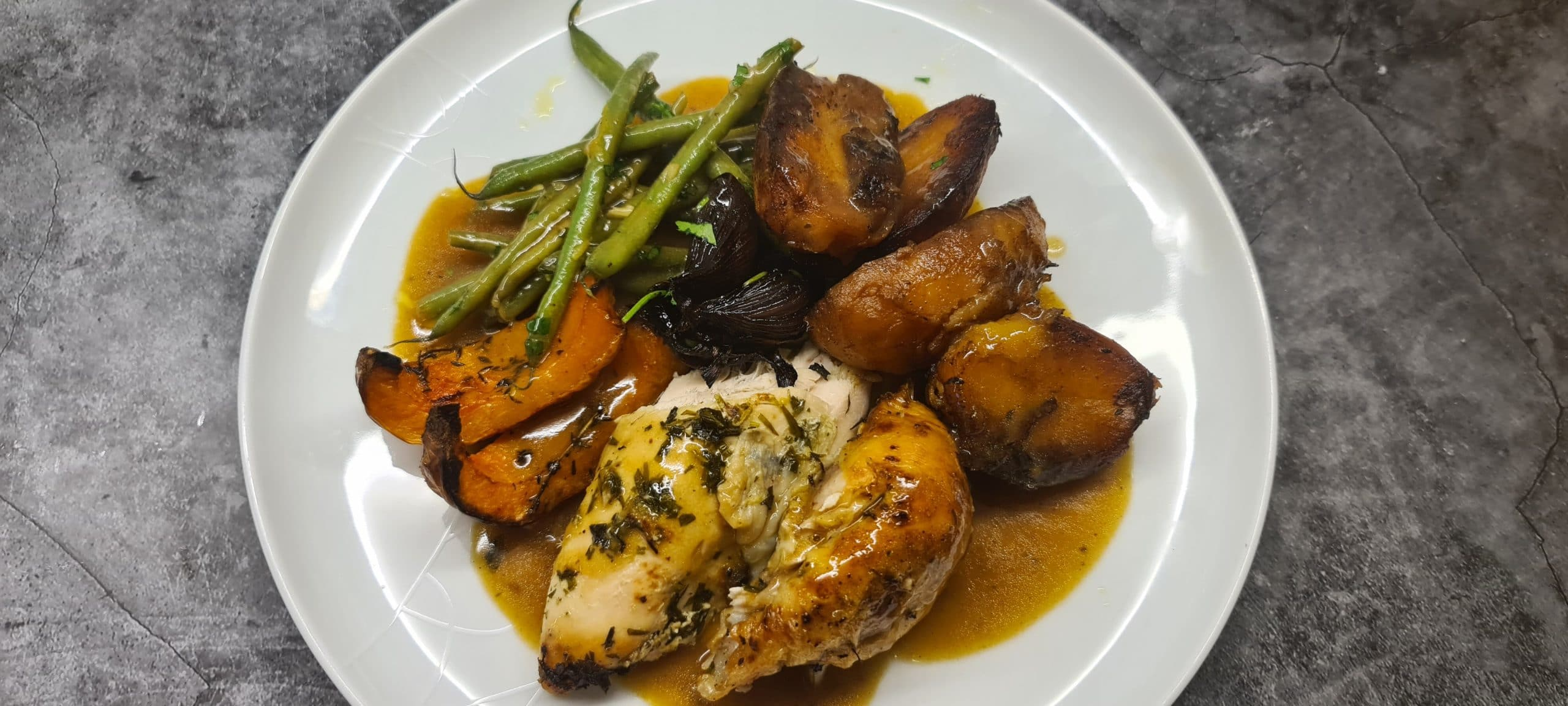 You are currently viewing Tarragon and Lemon Roast Chicken