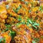 Chicken & Chorizo Baked Rice