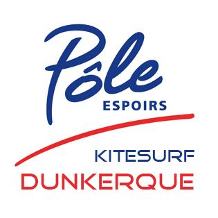 Logo Pôle Espoirs Kite Dunkerque