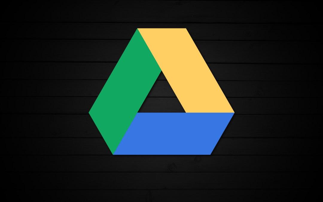 Créer une feuille d'appel avec Google Drive