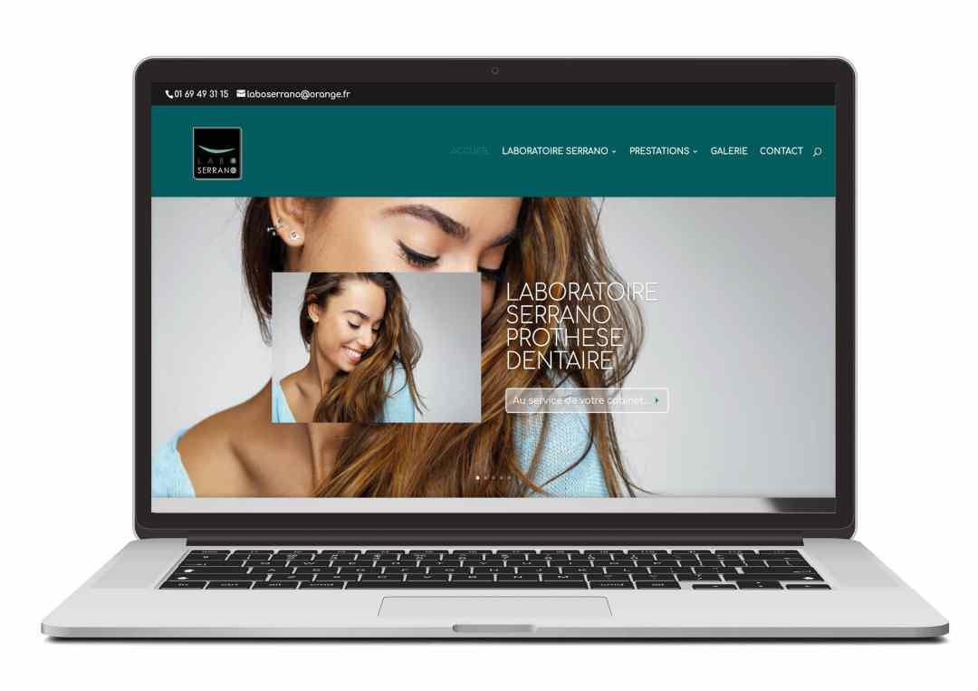 Création site web pour profession libérale : secteur de la santé