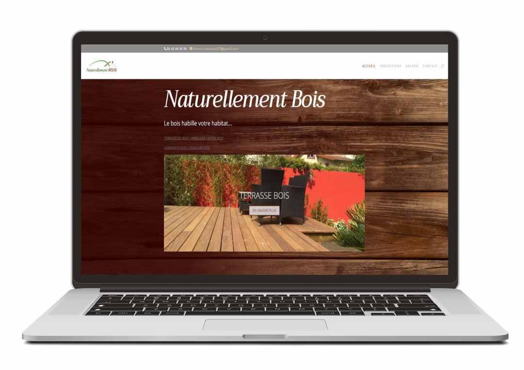 Création site web pour artisan
