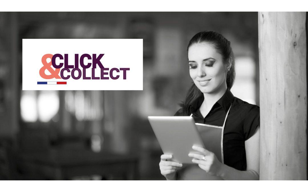 Un site e-commerce click and collect
