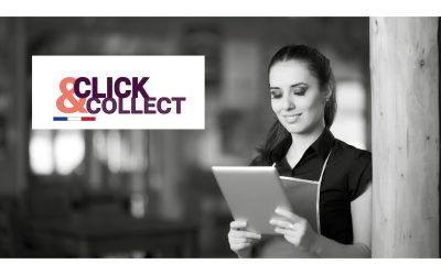 """Le """"click and collect"""" : la meilleure solution pour relancer votre boutique !"""