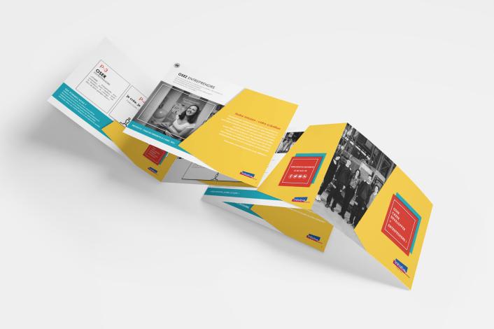 création plaquette pdf interactive par Com' Empreintes