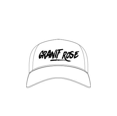casquette granit rose