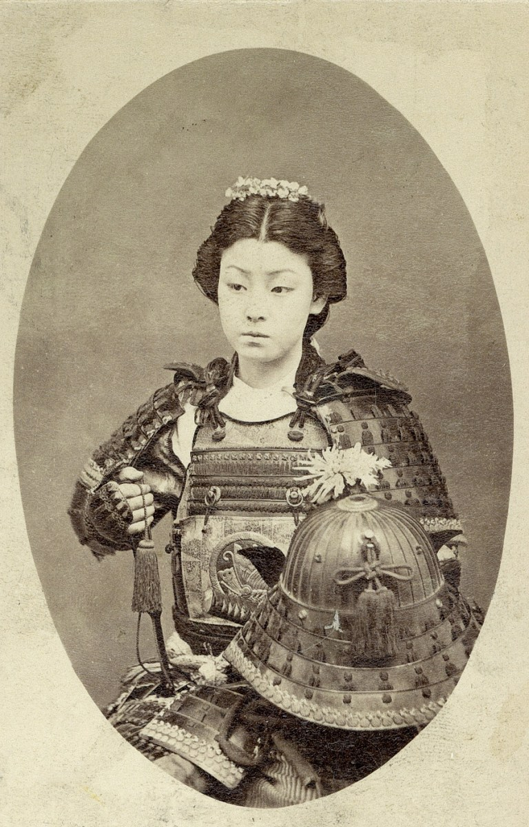 Onna bugeisha, the samurai women