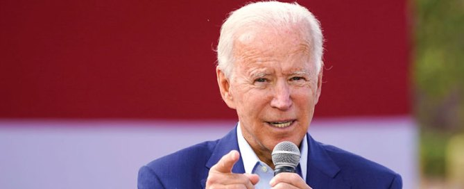 Former vice president Joseph Biden. Photo: Associated Press