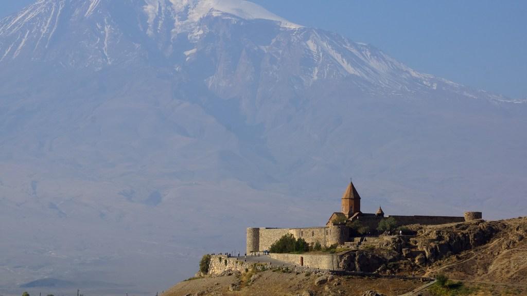 Armenia, Monte Ararat, Monastero di Khor Virap