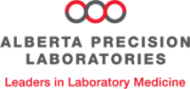 Alberta Precision Laboratories Logo