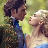 O vestido da Cinderela (2015)! ❤
