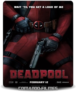 Deadpool Torrent (2016) BluRay Rip 720p e 1080p -  3D Half-SBS Dual Áudio 5.1 Download