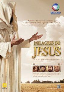 Baixar Filme Milagres de Jesus – O Filme Nacional (2017) HDTV 720p – Torrent Download