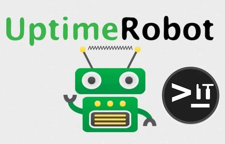 Supervisa tu web con Uptime Robot
