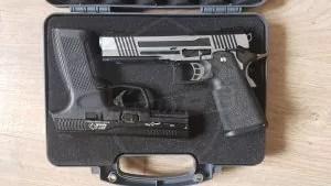 Nuprol Pistolenkoffer Fassungsvermögen