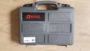 Nuprol Pistolenkoffer außen